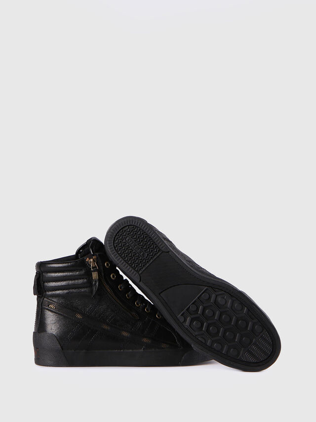 Diesel D-STRING PLUS, Black - Sneakers - Image 4