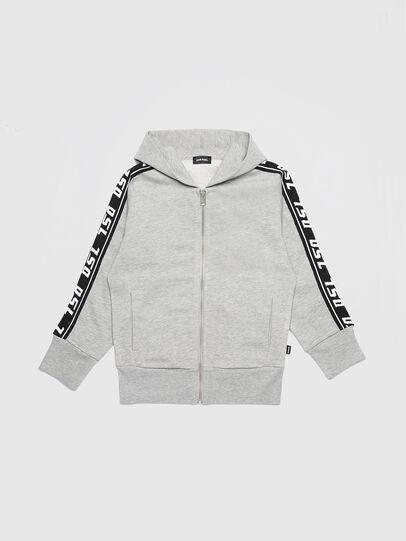 Diesel - SUITAX, Grey - Sweaters - Image 1