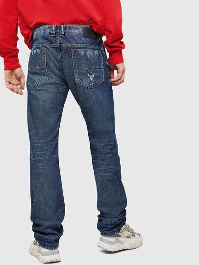 Diesel - Safado CN028, Dark Blue - Jeans - Image 2