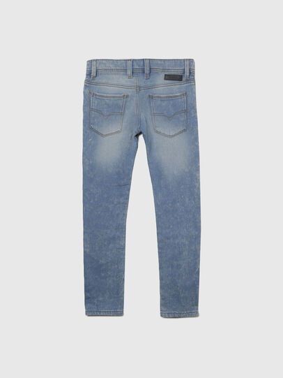Diesel - SLEENKER-J JOGGJEANS-N, Blue - Jeans - Image 2