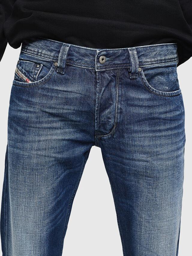 Diesel - Larkee 008XR, Medium blue - Jeans - Image 3