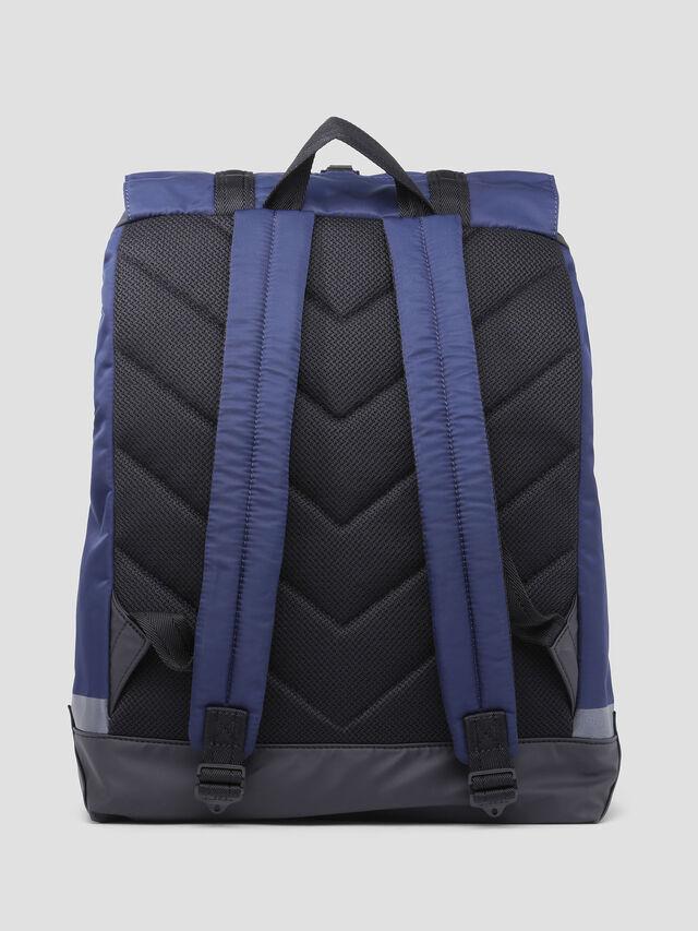 Diesel - VOLPAGO BACK, Blue - Backpacks - Image 2