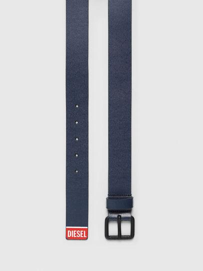 Diesel - B-TRED, Blue - Belts - Image 3