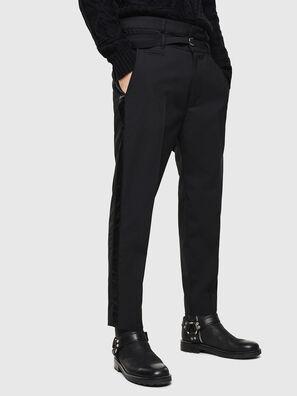 P-HOOKY, Black - Pants
