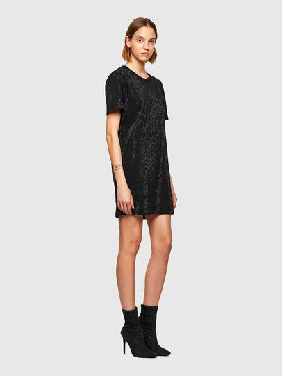 Diesel - D-ARY-R1, Black - Dresses - Image 4