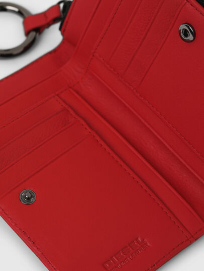 Diesel - BUSINESS LC, Fire Red - Small Wallets - Image 5
