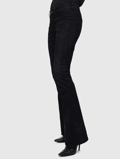 Diesel - D-Ebbey 0091I, Black/Dark grey - Jeans - Image 6