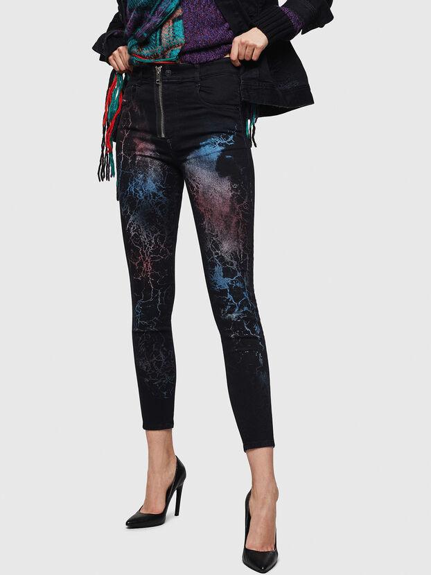 Slandy High 069IY,  - Jeans