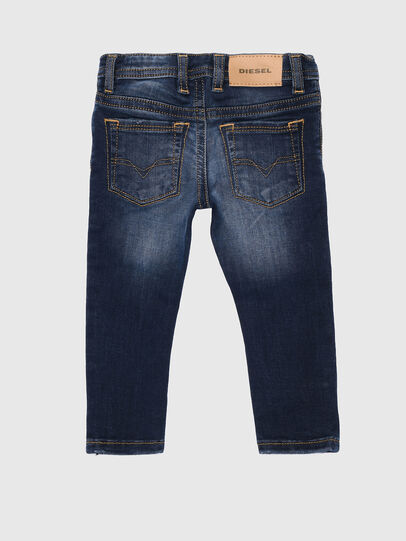 Diesel - SLEENKER-B-N, Medium blue - Jeans - Image 2