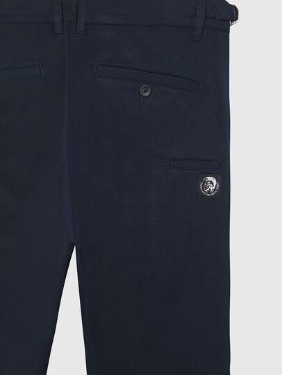 Diesel - P-JAX, Dark Blue - Pants - Image 4