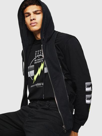 Diesel - L-BRANDO,  - Leather jackets - Image 4