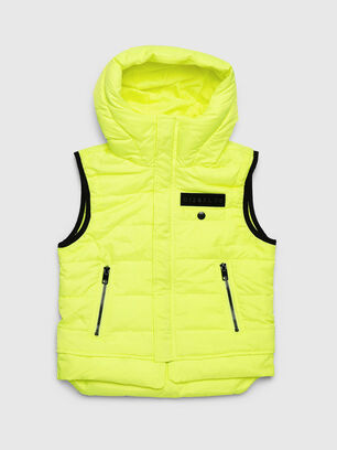 JSUNREVSLESS, Yellow Fluo - Jackets
