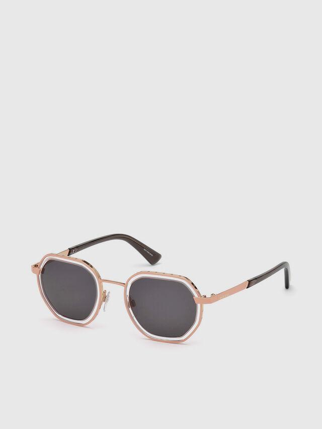 Diesel - DL0267, Pink - Sunglasses - Image 2