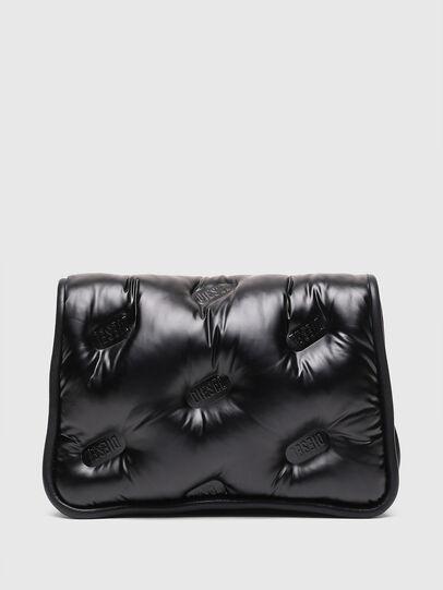 Diesel - THAENA, Black - Crossbody Bags - Image 1