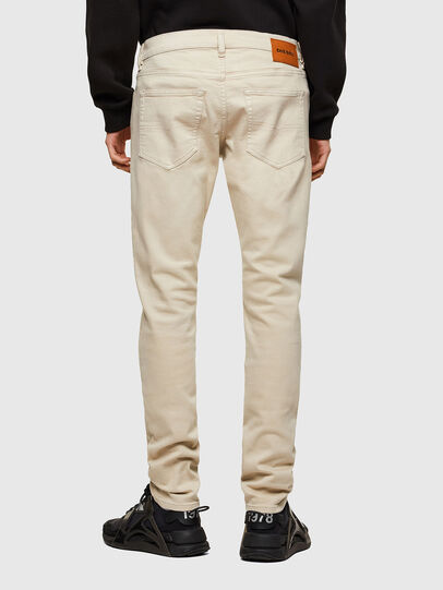 Diesel - D-Luster 009HA, White - Jeans - Image 2