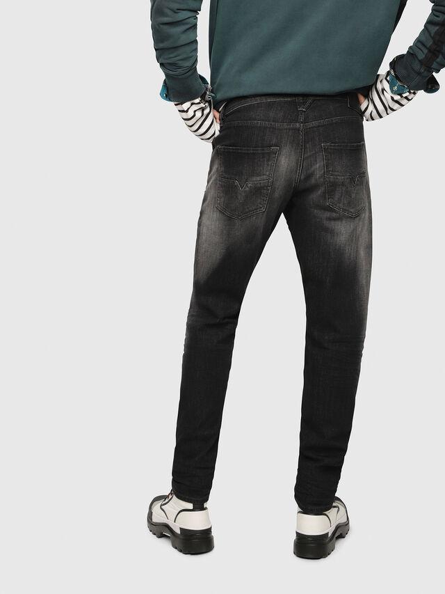 Diesel - Larkee-Beex 087AM, Black/Dark grey - Jeans - Image 2