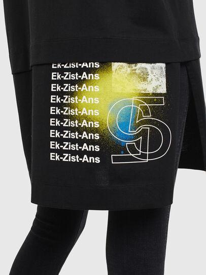 Diesel - T-SHALIE, Black - T-Shirts - Image 3