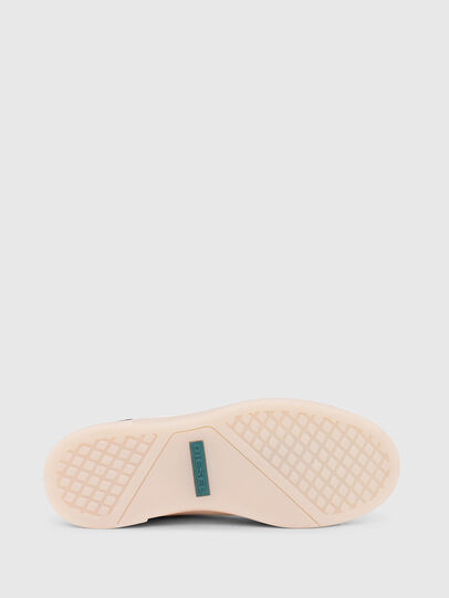 Diesel - S-CLEVER LOW LACE W, White/Green - Sneakers - Image 5