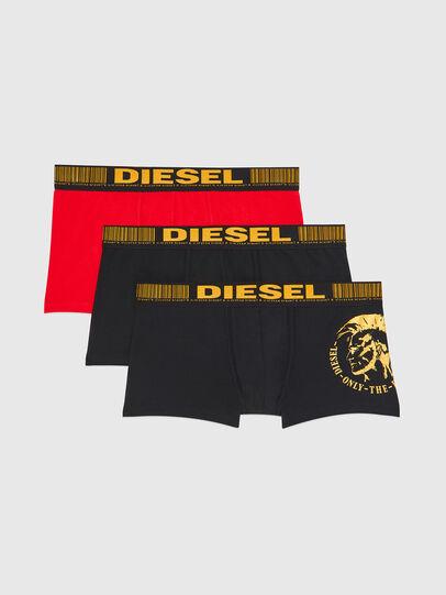 Diesel - UMBX-DAMIENTHREEPACK, Black/Gold - Trunks - Image 1