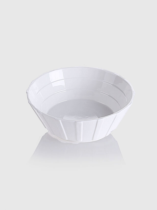 Living 10980 MACHINE COLLEC, White - Bowl - Image 1
