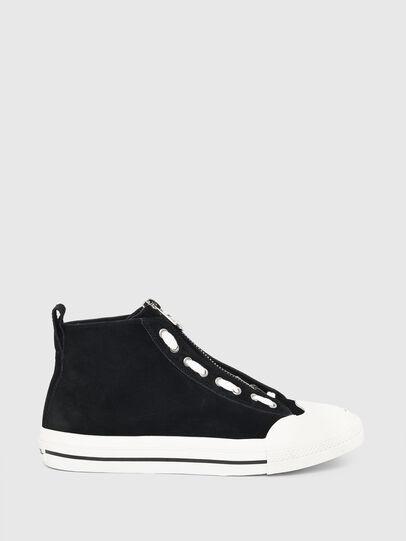 Diesel - S-ASTICO MZIP, Black - Sneakers - Image 1