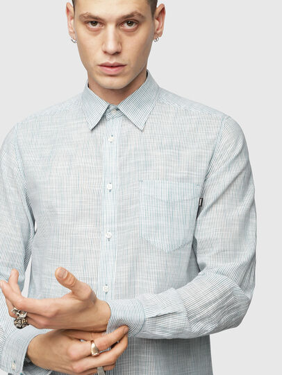 Diesel - S-STRYPED-NEW,  - Shirts - Image 4