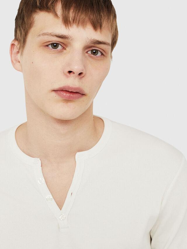 Diesel - T-YOICHIROKI, White - T-Shirts - Image 3
