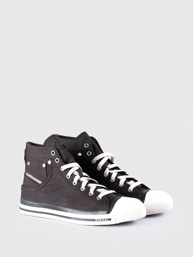 Diesel - EXPOSURE, Black - Sneakers - Image 3