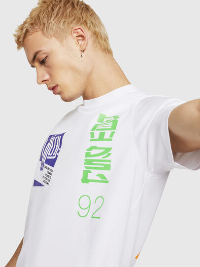 Diesel - T-JUST-Y20,  - T-Shirts - Image 3