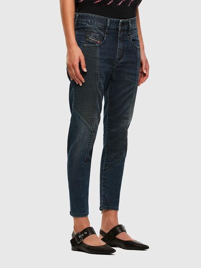 Diesel - FAYZA JoggJeans® 069PQ, Dark Blue - Jeans - Image 6
