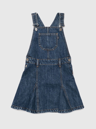 Diesel - DREBBI, Medium blue - Dresses - Image 1
