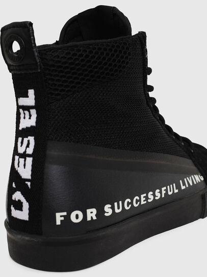 Diesel - S-DVELOWS MID, Black - Sneakers - Image 4