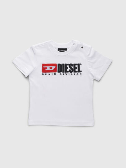 Diesel - TJUSTDIVISIONB,  - T-shirts and Tops - Image 1