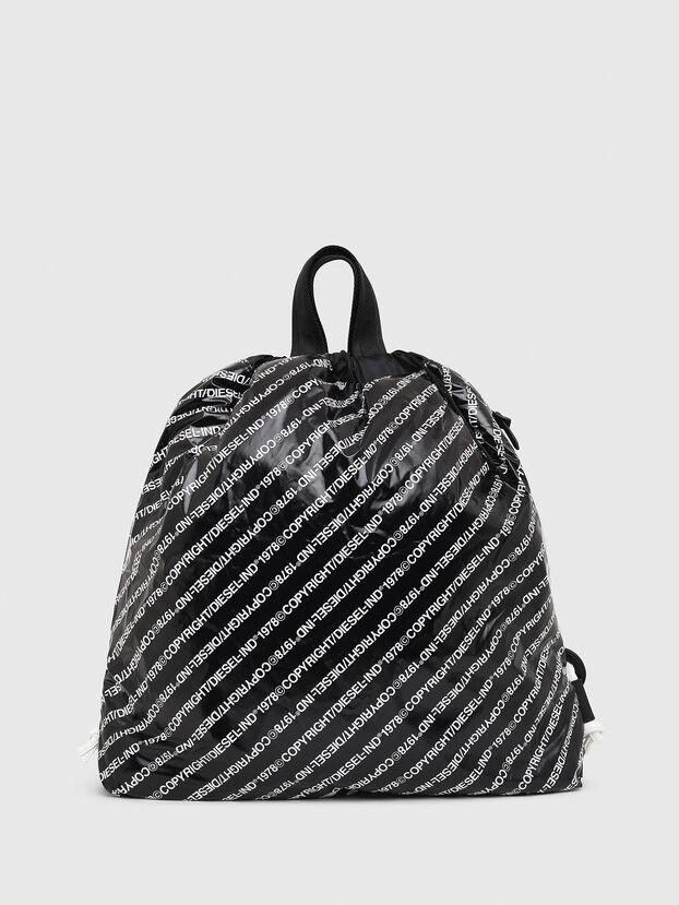 COPYBACK, Black/White - Backpacks