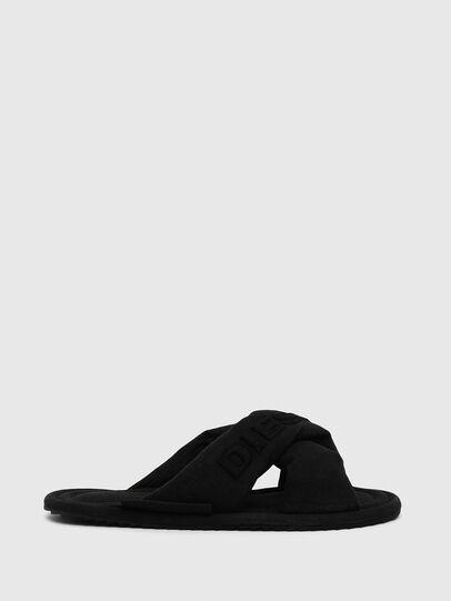 Diesel - SA-MERY X, Black - Sandals - Image 1