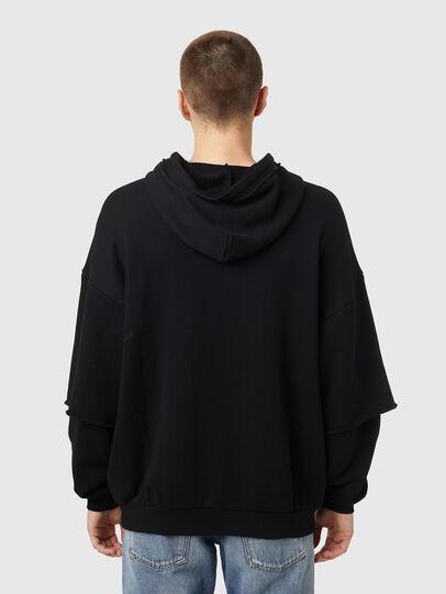Diesel - S-OBER, Black - Sweaters - Image 2