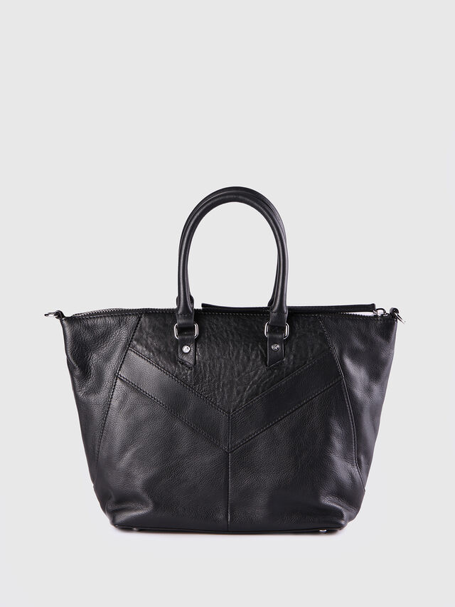 Diesel LE-NINNA, Black - Shopping and Shoulder Bags - Image 3