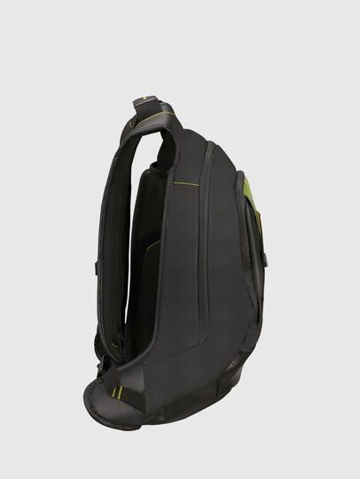 Diesel - KA2*69002 - PARADIVE, Black/Yellow - Backpacks - Image 3