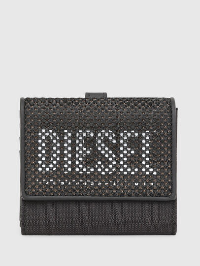 Diesel - YOSHINO LOOP, Black - Small Wallets - Image 1