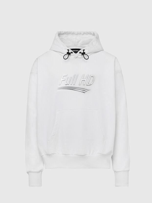 S-ALBYEL-X1, White - Sweaters