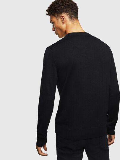 Diesel - K-TAPEX, Black - Knitwear - Image 2