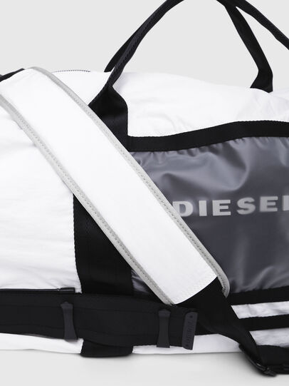 Diesel - M-CAGE DUFFLE M,  - Travel Bags - Image 4