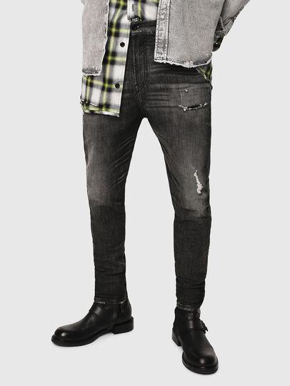 Diesel - D-Vider JoggJeans 0077S,  - Jeans - Image 1