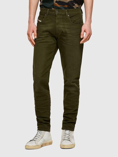 Diesel - D-Strukt 009ZF, Military Green - Jeans - Image 1