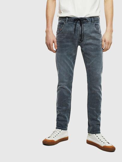 Diesel - Krooley JoggJeans 069LT, Dark Blue - Jeans - Image 3