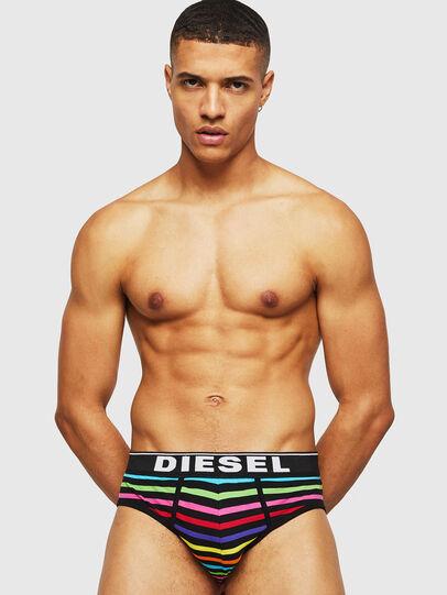 Diesel - UMBR-ANDRE, Multicolor/Black - Briefs - Image 1