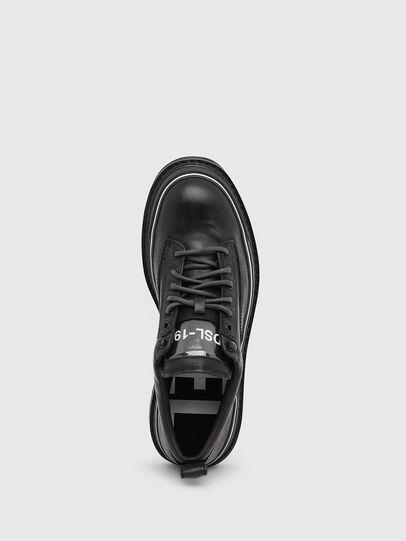 Diesel - H-SHIROKI DBS, Black - Sneakers - Image 5
