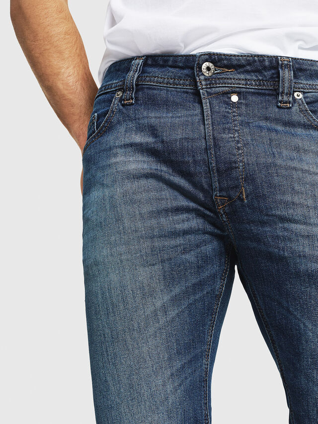 Diesel - Safado C89AR, Medium blue - Jeans - Image 3