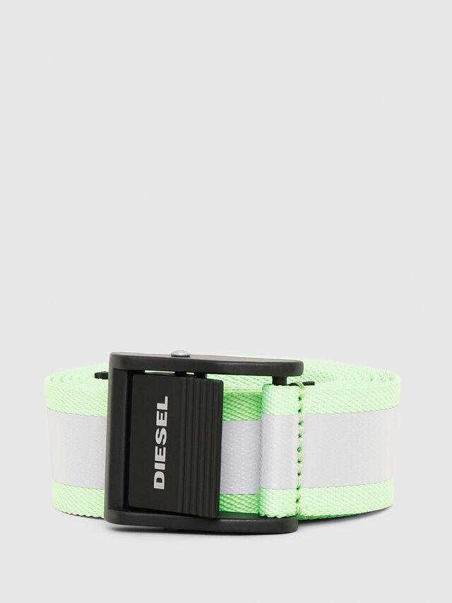 Diesel - B-FIRE, Green Fluo - Belts - Image 1