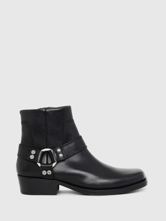 Diesel - D-BIOYS MC, Black - Boots - Image 1